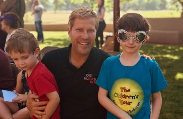 Live From Open Space Visitor Center With Mayor Tim Keller