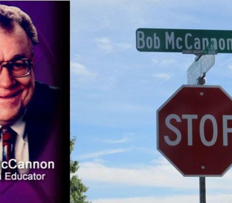 The late Bob McCannon was a media literacy educator in New Mexico
