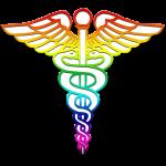 Health Icon Rainbow